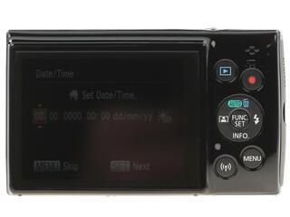 Компактная камера Canon Digital IXUS 180 черный