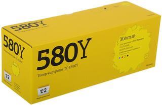 Картридж лазерный T2 TC-K580Y
