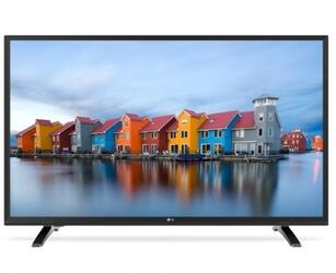 "32"" (81 см)  LED-телевизор LG 32LH500D черный"