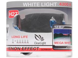 Галогеновая лампа ClearLight H27 WhiteLight