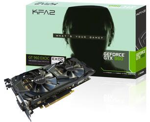 Видеокарта KFA2 GF-GTX960 OC [118765]