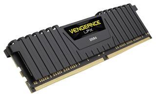Оперативная память Corsair Vengeance LPX [CMK32GX4M4A2400C16] 32 ГБ