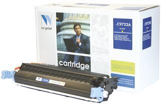 Картридж лазерный NV Print C9722A