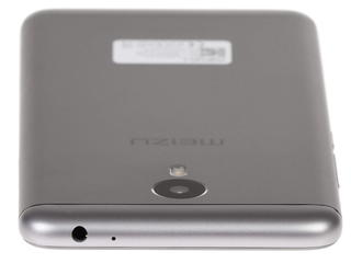 """5.5"""" Смартфон Meizu M3 Note 32 Гб серый"""