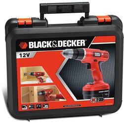 Шуруповерт Black&Decker EPC12CABK