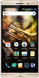 """5"""" Смартфон Vertex Impress Jazz 8 ГБ золотистый"""