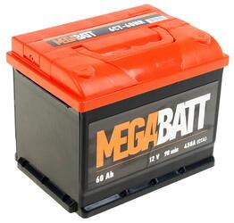 Автомобильный аккумулятор Mega Ватт 6ст-60 NR