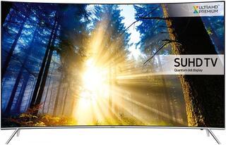 "43"" (108 см)  QLED-телевизор Samsung UE43KS7500 серебристый"