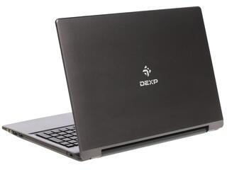 """15.6"""" Ноутбук DEXP Aquilon O167 черный"""