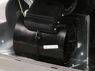 Вытяжка каминная KRONAsteel JANNA 600 Sensor серебристый