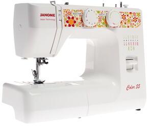 Швейная машина Janome Color 55