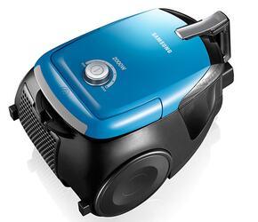 Пылесос Samsung VCDC20EH голубой
