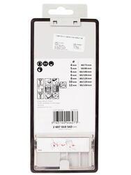 Набор сверл Bosch 2607010543
