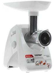 Мясорубка Zelmer ZMM1289SRU белый