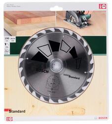 Диск пильный Bosch Standard 2609256820