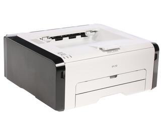 Принтер лазерный Ricoh SP 210