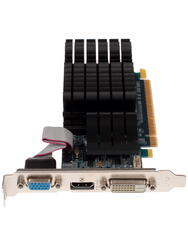 Видеокарта KFA2 GeForce GT 710 Silent LP [71GGH4HX8BPS]