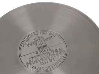 Кастрюля Vitesse VS-1590 серебристый
