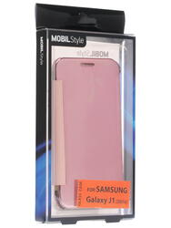 Чехол-книжка  для смартфона Samsung Galaxy J1 (2016)
