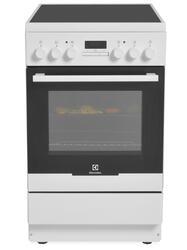 Электрическая плита Electrolux EKC954506W белый