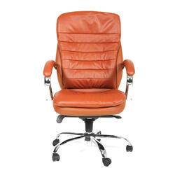 Кресло офисное Chairman 795 коричневый