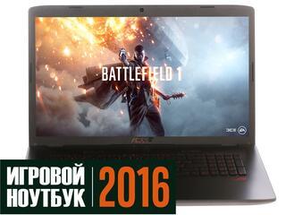 """17.3"""" Ноутбук ASUS GL752VW-T4475T серый + игра Battlefield 1"""