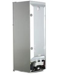 Холодильник с морозильником Sharp SJ-431VSL серебристый