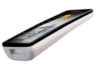 Трубка к радиотелефонам (DECT) Panasonic KX-PRSA10RUW