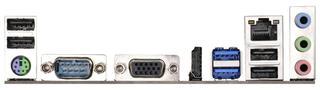 Плата ASRock QC5000M (CPU A4-5000 + HD 8330) 2xDDR3 PCI-Ex16 HDMI/DSub 8ch 2xSATA3 2xUSB3 GLAN COM mini-ITX