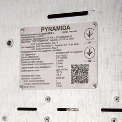 Электрическая варочная поверхность Pyramida VCH 640/0 U