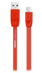 Кабель Remax Full Speed USB 2.0 - micro USB красный