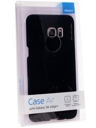 Накладка + защитная пленка  Deppa для смартфона Samsung Galaxy S6 Edge Plus