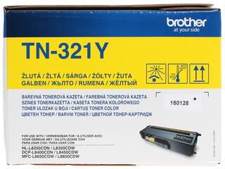Картридж лазерный Brother TN-321Y
