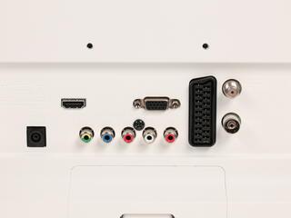 """24"""" (60 см)  LED-телевизор LG 24MT47V-W белый"""