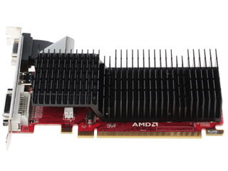 Видеокарта PowerColor AMD Radeon HD 5450 V4 Silent LP [AX5450 1GBK3-SHEV4]