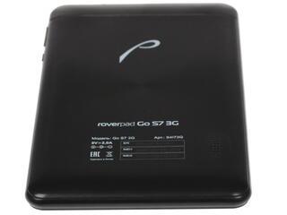 """7"""" Планшет Roverpad Go S7 8 Гб 3G черный"""