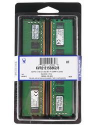 Оперативная память Kingston ECC [KVR21E15S8K2/8] 8 ГБ
