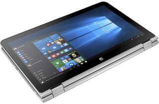 """15.6"""" Ноутбук HP Pavilion x360 15-bk102ur серебристый"""