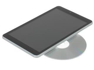 "8"" Планшет RoverPad Air S8 8 Гб 3G серебристый"