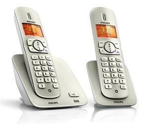 Телефон беспроводной (DECT) Philips CD2702C