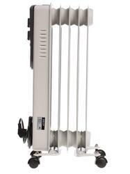 Масляный радиатор DEXP TH-5 белый