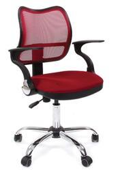 Кресло офисное Chairman 450 бордовый