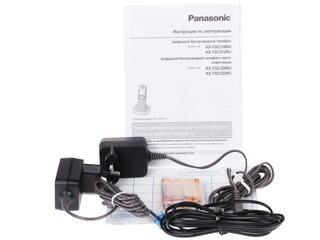 Телефон беспроводной (DECT) Panasonic KX-TGC312RUC
