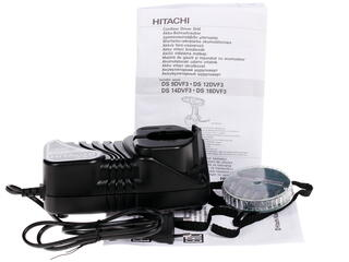 Шуруповерт Hitachi DS18DVF3