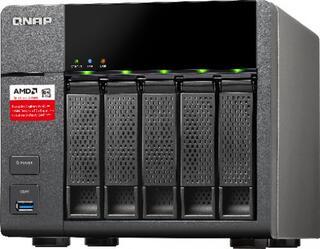 Сетевое хранилище QNAP TS-563-2G
