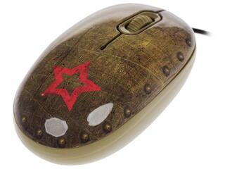 Мышь проводная CBR Tank Battle