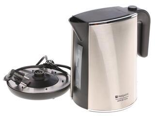 Электрочайник Hotpoint-ariston WK 22M AX0 серебристый
