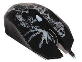 Мышь проводная Qumo Dragon War Warrior
