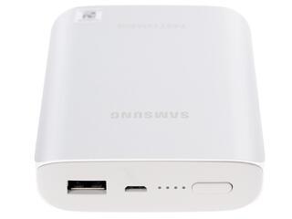 Портативный аккумулятор Samsung EB-PG935BSRGRU серебристый