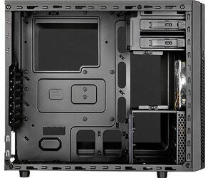 Корпус SilverStone Precision PS-11 [SST-PS11B-W] черный